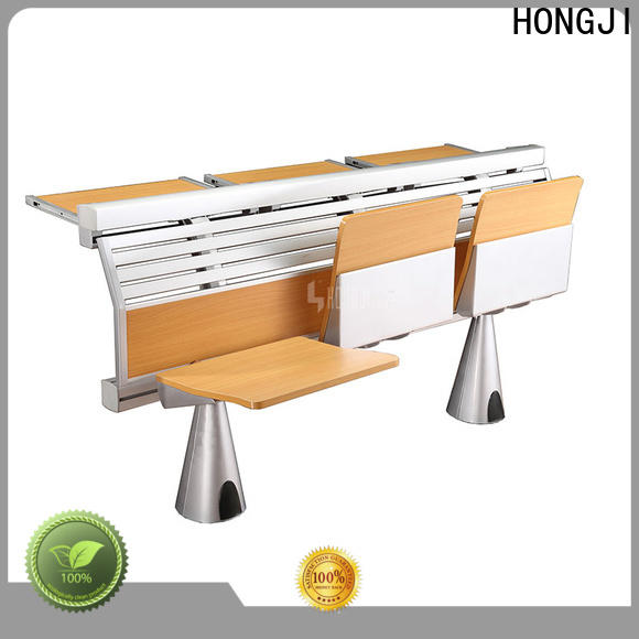 ISO9001 certified desk and chair combo tc001b for university