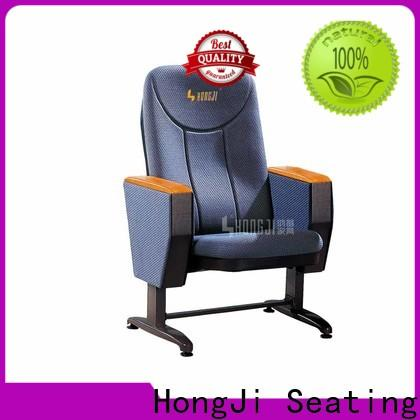 HONGJI newly style affordable church chairs manufacturer for office furniture