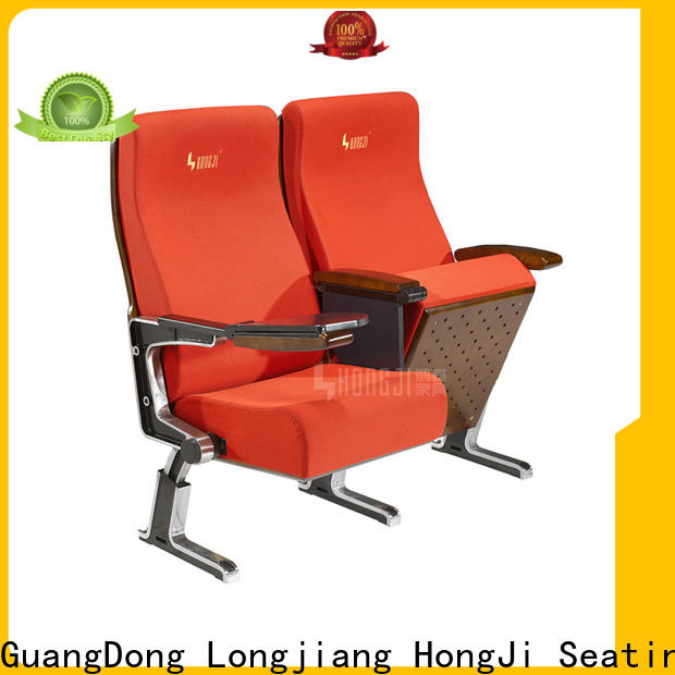 HONGJI unparalleled best church chairs manufacturer for sale