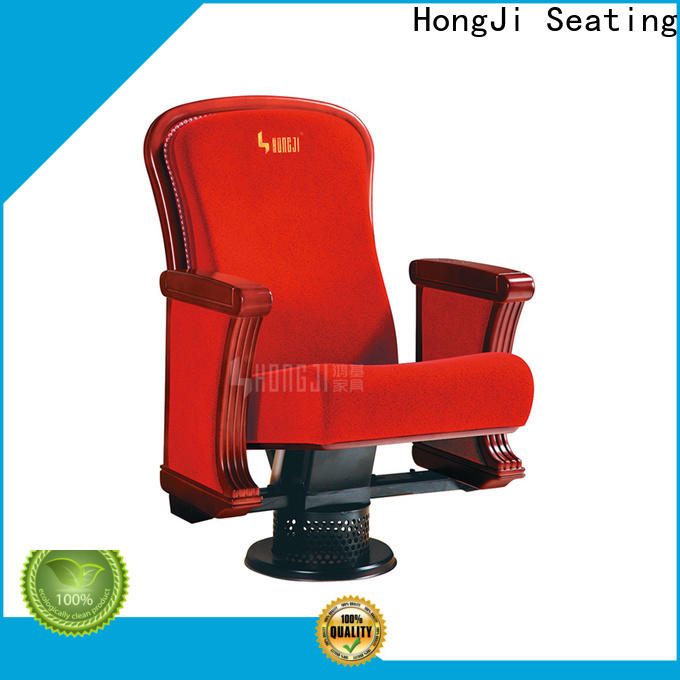 cinema hall chairs high-end manufacturer for university classroom