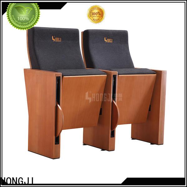 HONGJI excellent auditorium seat supplier for sale