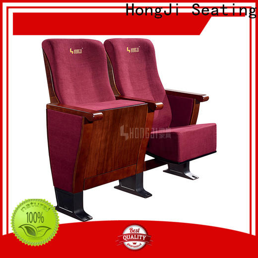 outstanding durability folding auditorium chairs supplier for office furniture