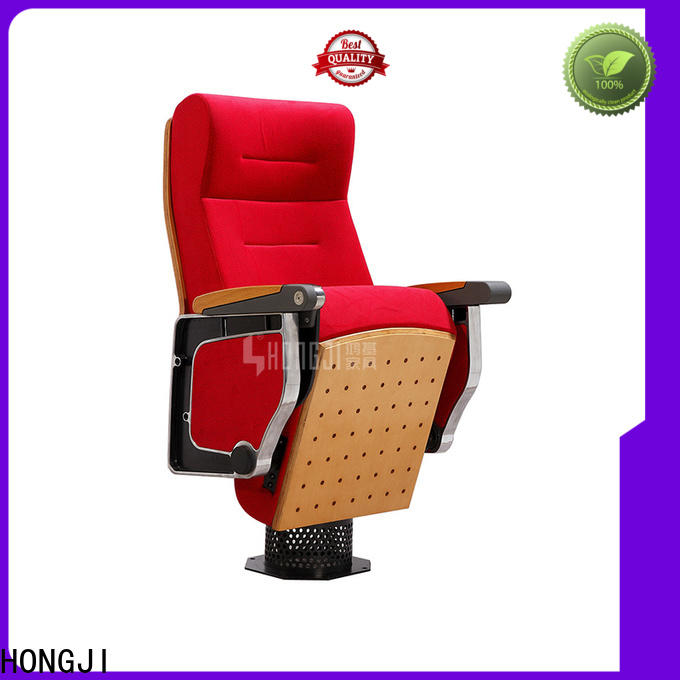 HONGJI 5 seat theater seating factory for sale