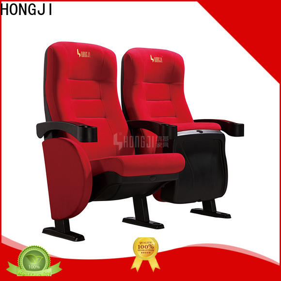 HONGJI exquisite cinema chairs directly factory price for sale
