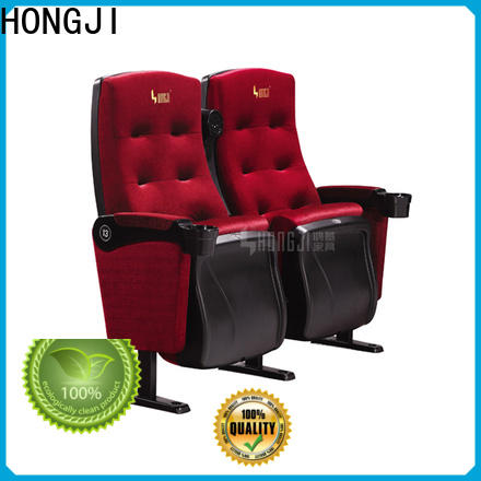 HONGJI hj9401 home theater furniture directly factory price for cinema