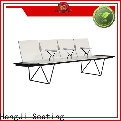 HONGJI European style waiting bench fine workmanship