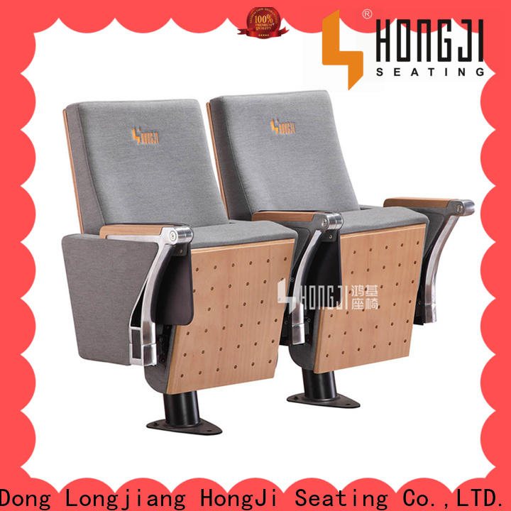 HONGJI high-end conference chairs supplier for university classroom