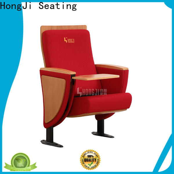 HONGJI excellent theater chair dimensions manufacturer for sale
