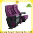 HONGJI fashionable movie theater chairs competitive price for cinema