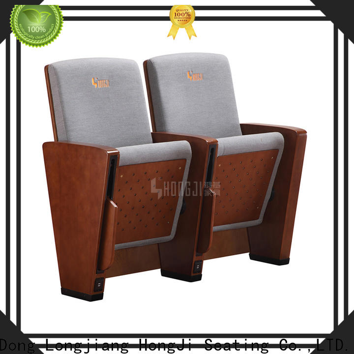 HONGJI unique theater seating supplier for sale
