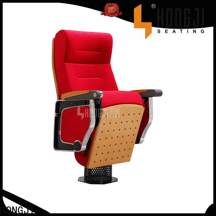 HONGJI excellent church seating chairs factory for student