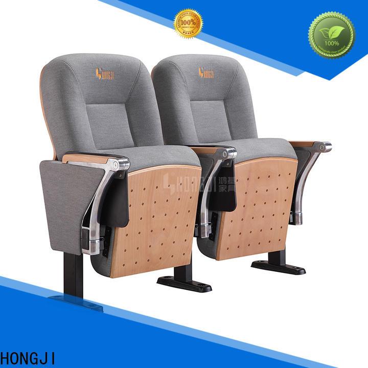HONGJI elegant church chairs manufacturer for student