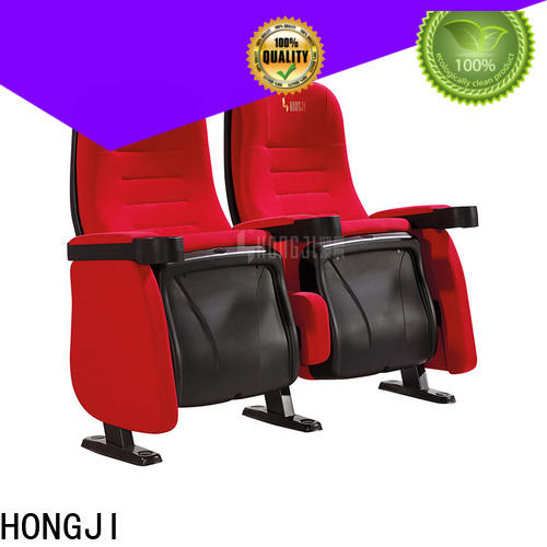 HONGJI exquisite cinema chairs factory for cinema