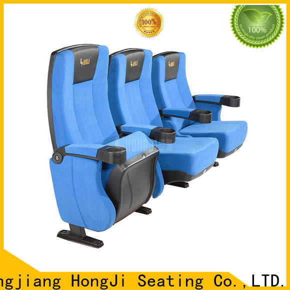 fashionable moving chairs movie theaters hj9505b factory for theater