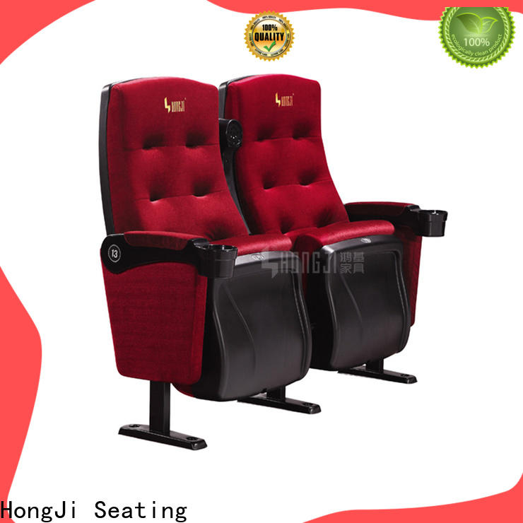 exquisite home cinema seating hj9962 factory for theater