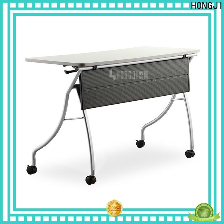 HONGJI hd04c basic office desk trader for school