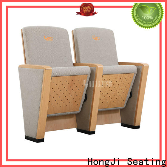 HONGJI affordable church chairs manufacturer for student