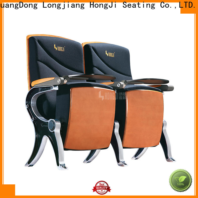 HONGJI excellent cinema hall chairs supplier for student