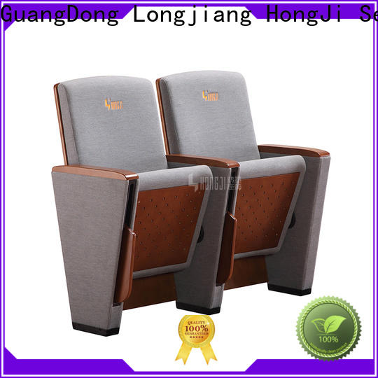 HONGJI excellent auditorium seating chairs supplier for office furniture