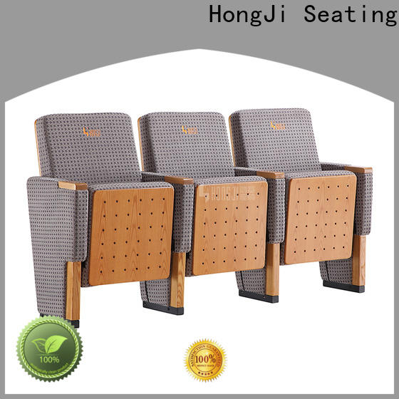 HONGJI 2 seat theater seating factory for cinema