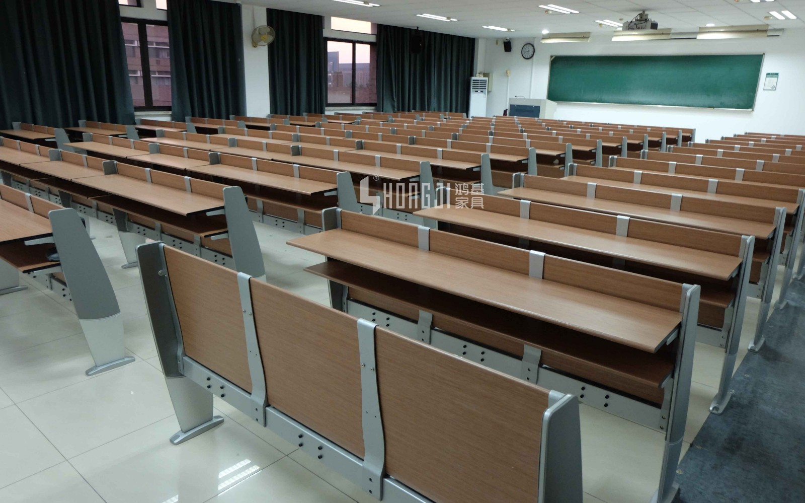HONGJI ISO14001 certified classroom furniture factory for school-14
