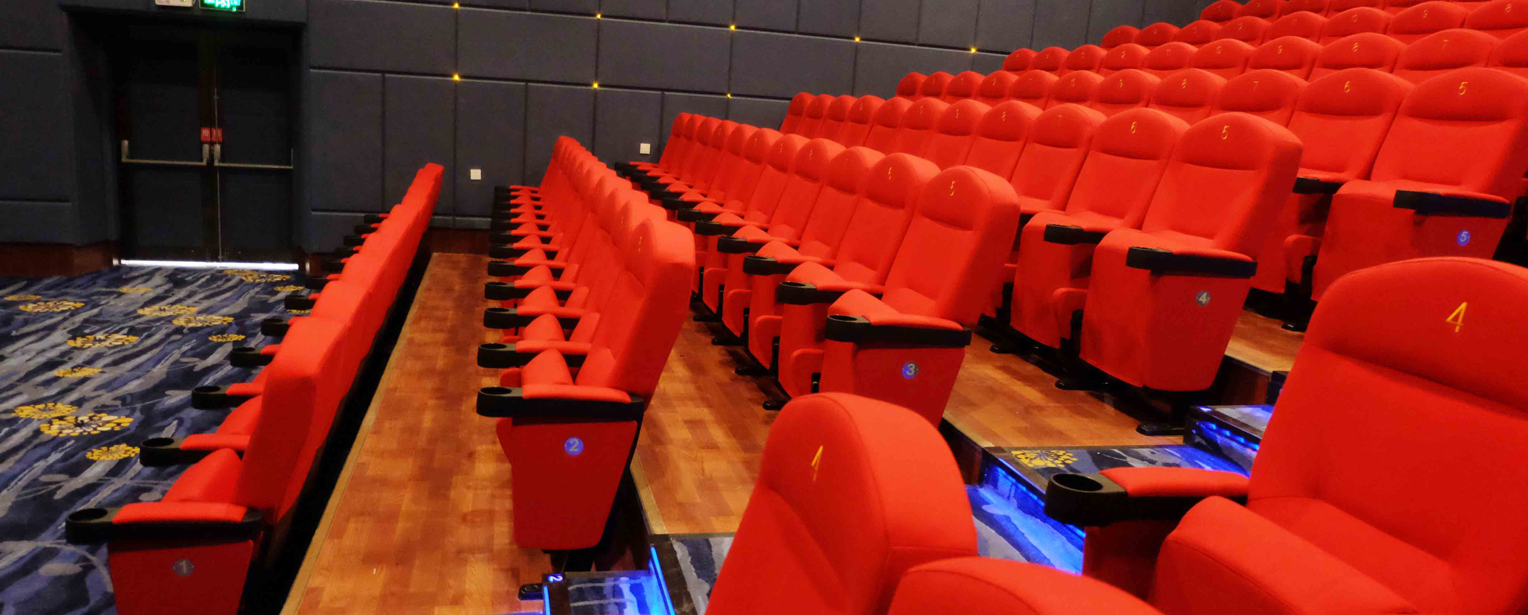 HONGJI hj9926 theater room recliners competitive price for sale-12