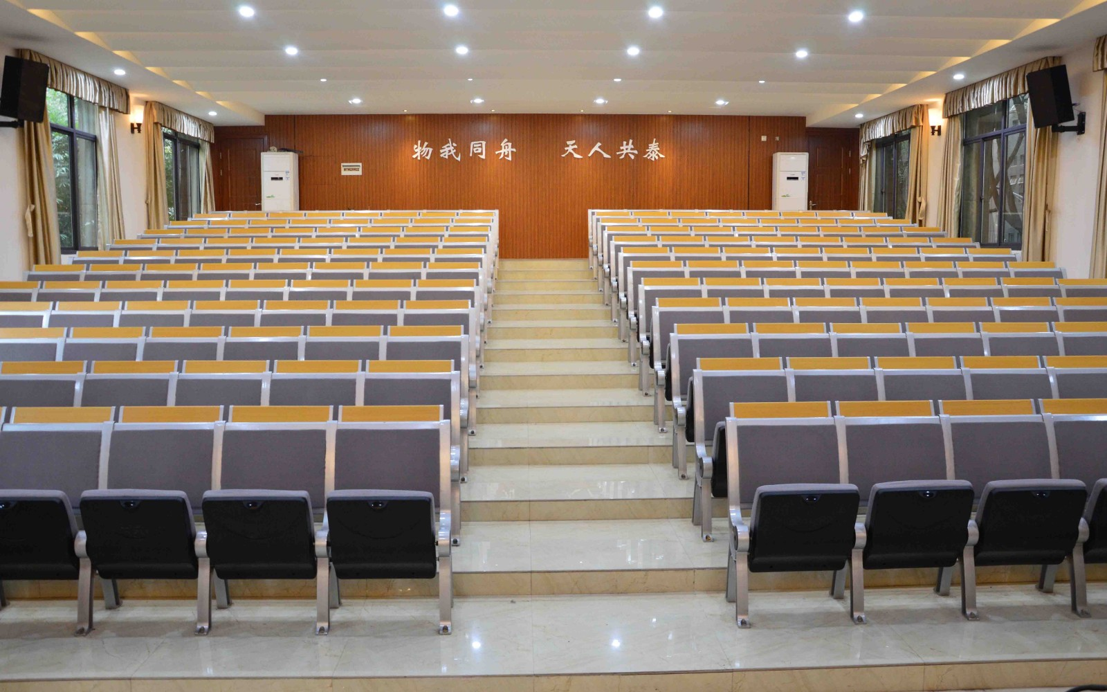 HONGJI ISO9001 certified classroom tables and chairs fpr classroom-13