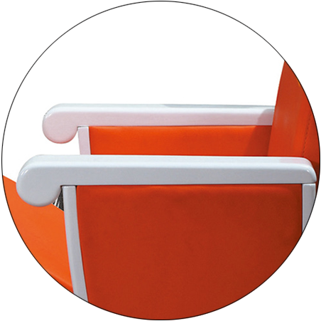HONGJI 5 seat theater seating manufacturer for office furniture-3