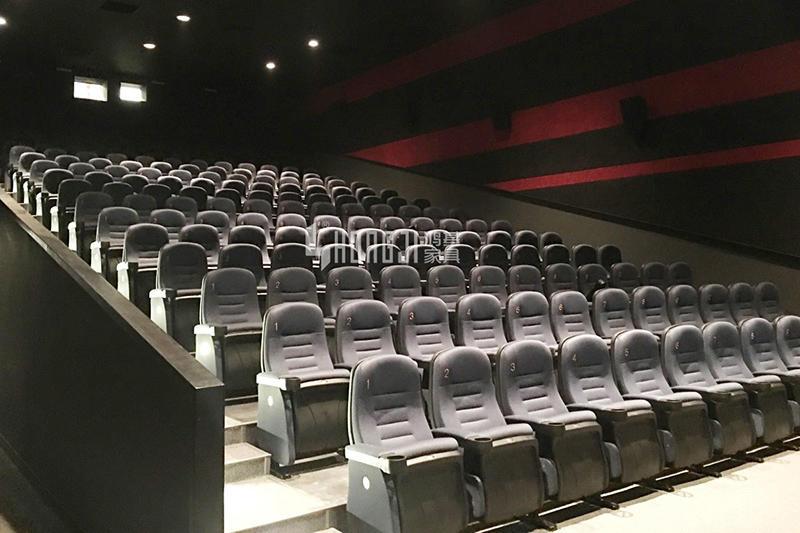 A cinema in Vietnam