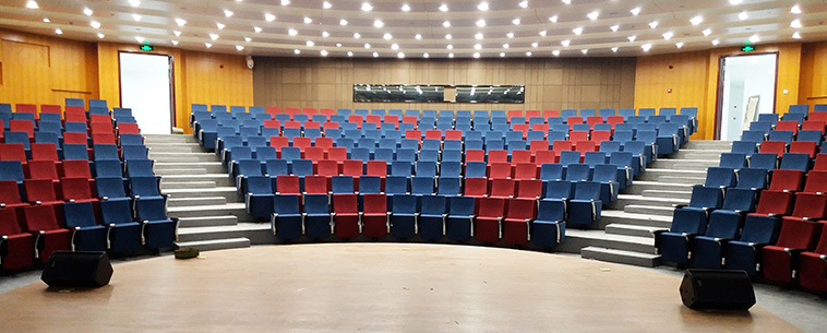 outstanding durability auditorium seating design high-end manufacturer for cinema-12