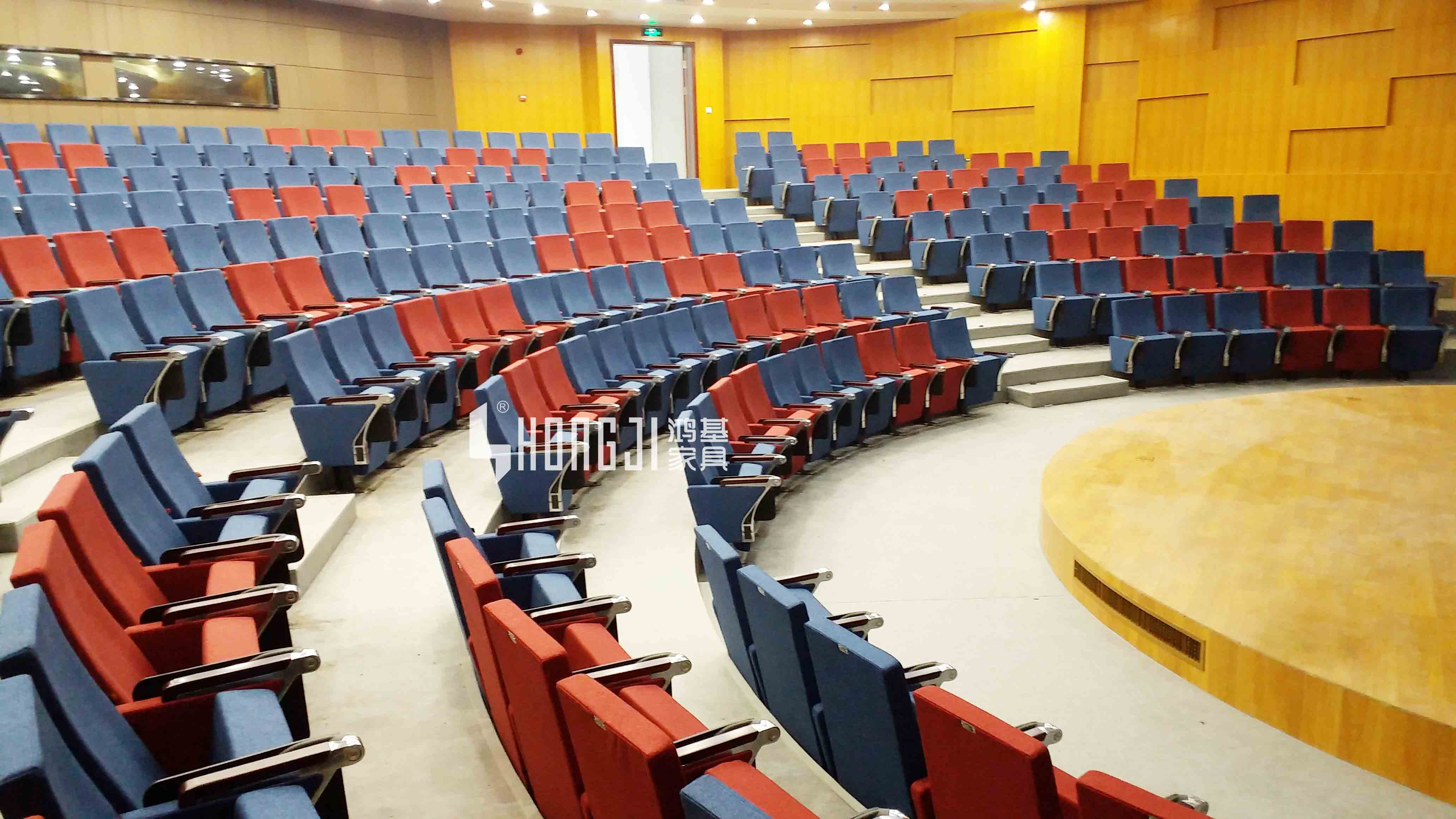excellent auditorium theater seating high-end factory for university classroom-13