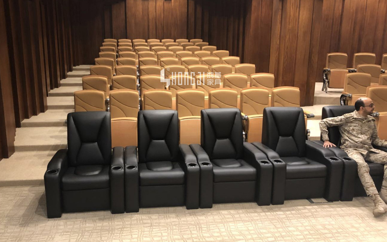 HONGJI real theater seats factory for sale-11