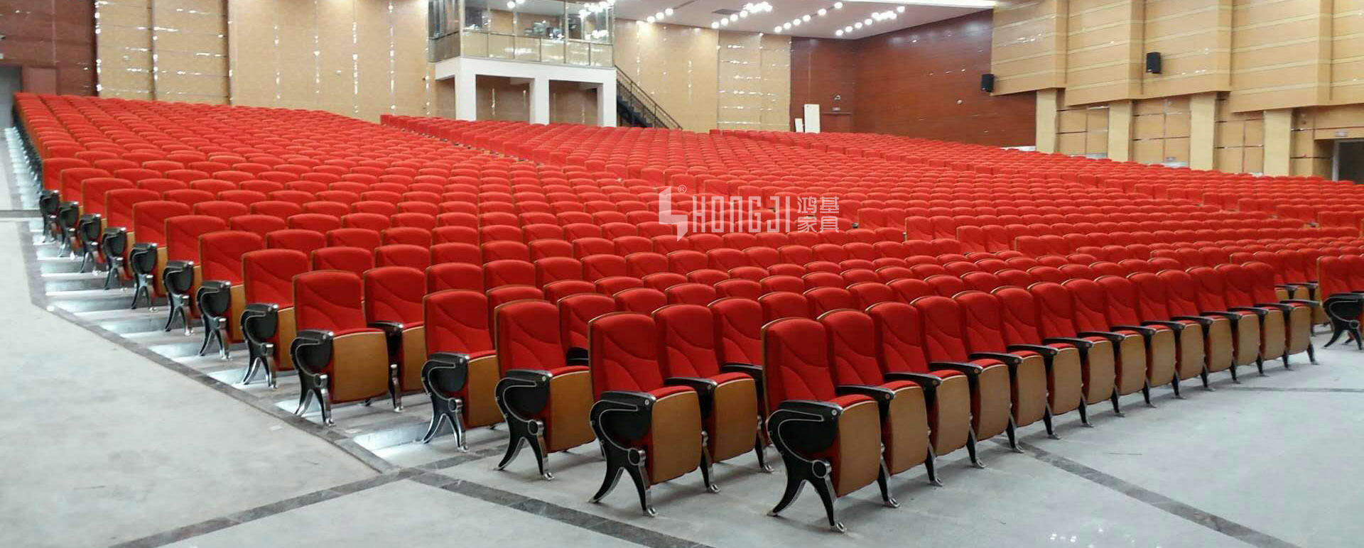 HONGJI elegant unique theater seating manufacturer for sale