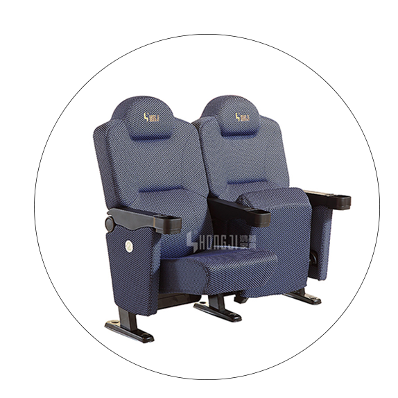 elegant theater room furniture hj815b directly factory price for cinema-5