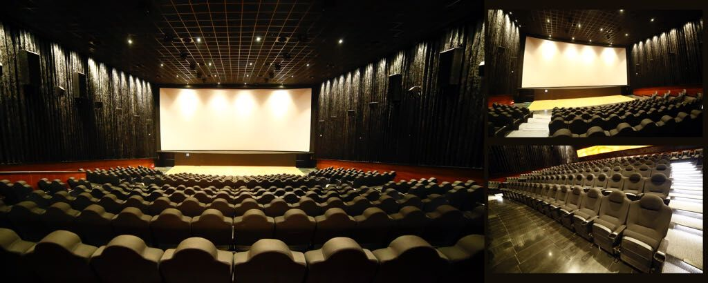 elegant theater room furniture hj815b directly factory price for cinema-12