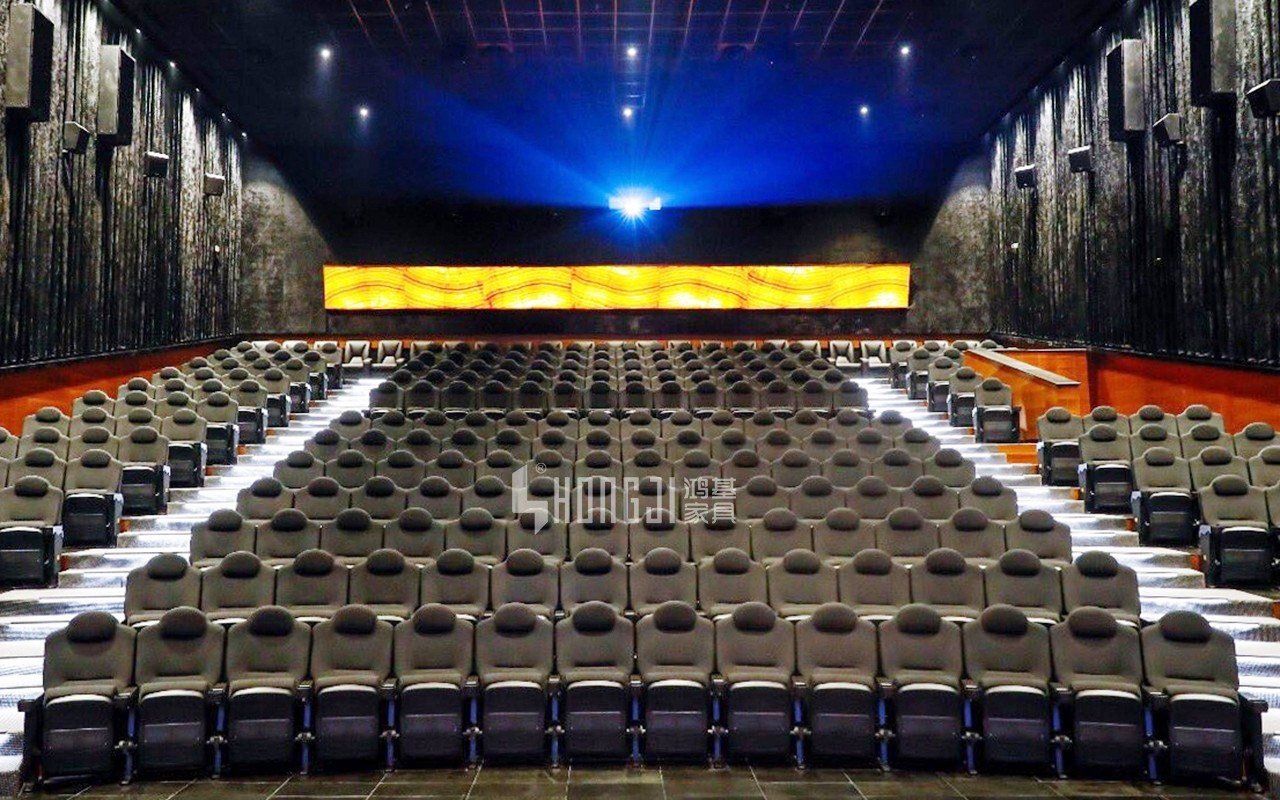 HONGJI fashionable home movie theater seats directly factory price for theater-13