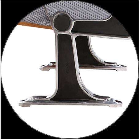 HONGJI elegant lecture hall seating manufacturer for sale-4