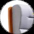 HONGJI elegant lecture hall seating manufacturer for sale