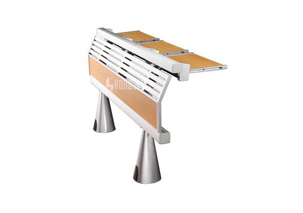 HONGJI tc010 school desk and chair set supplier fpr classroom