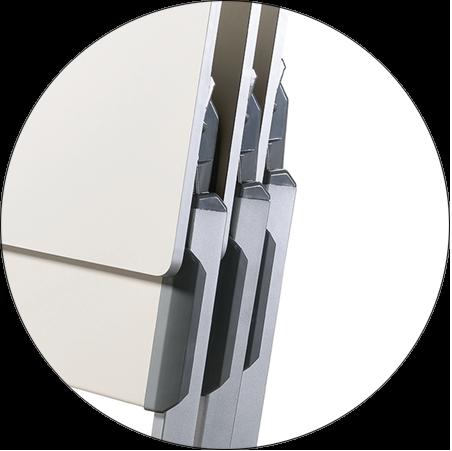foldable black office desk hd10a exporter for manufacturer-3
