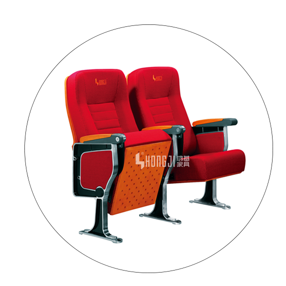 HONGJI outstanding durability 4 piece theater seating supplier for cinema-5