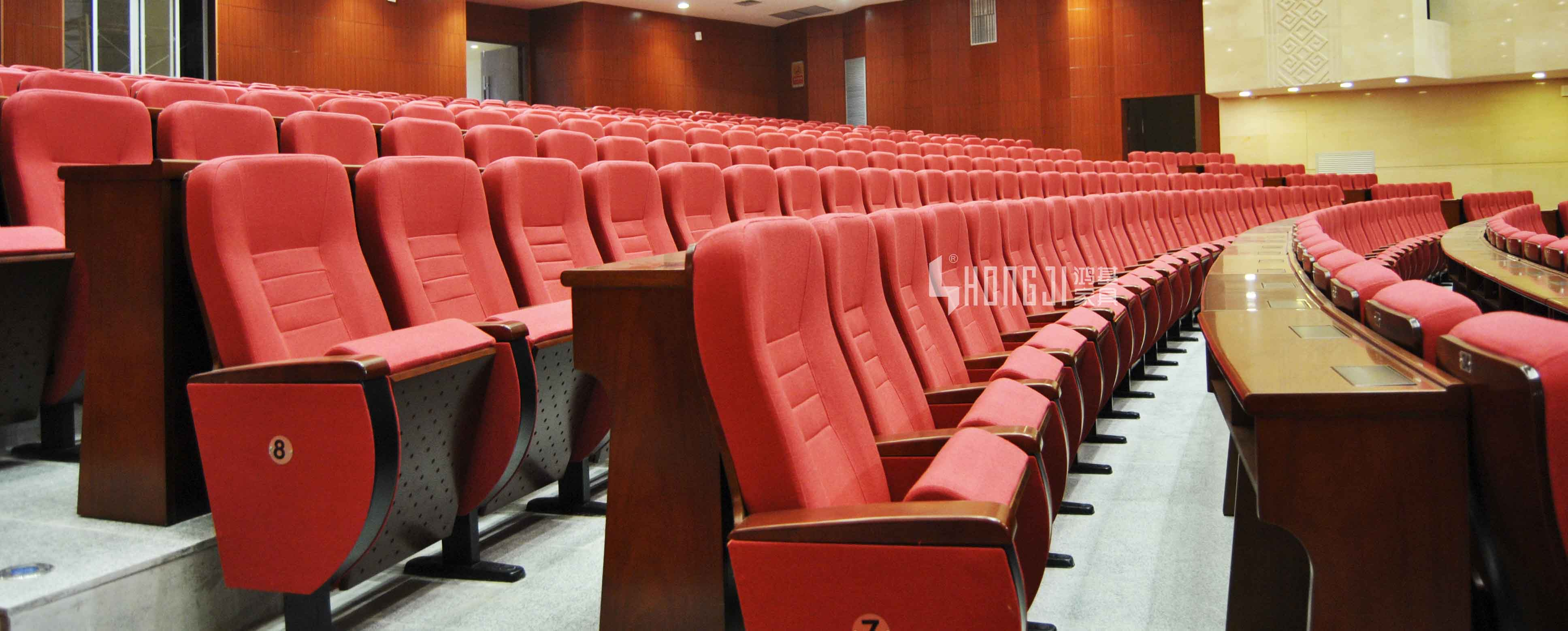 red leather theater chairs manufacturer for sale-12