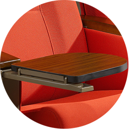 HONGJI excellent auditorium seat manufacturer for sale-3