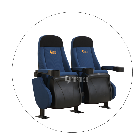 HONGJI fashionable home movie theater seats directly factory price for theater-5