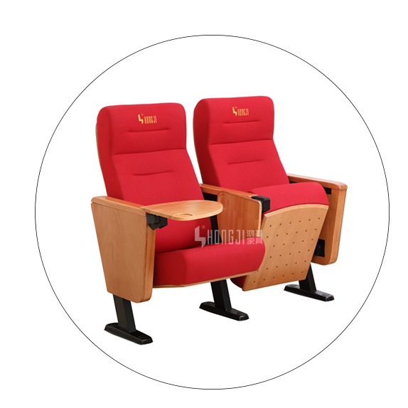 HONGJI excellent leather theater seats manufacturer for university classroom-5