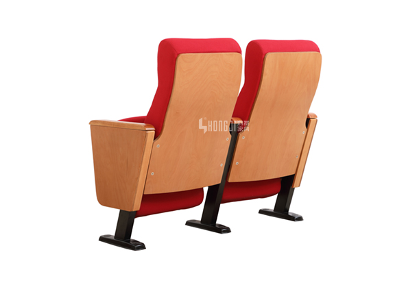 HONGJI excellent leather theater seats manufacturer for university classroom-11