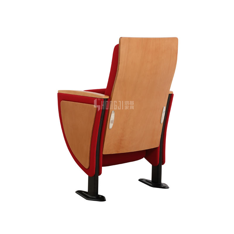 hot sale cushioned auditorium seating HJ9971
