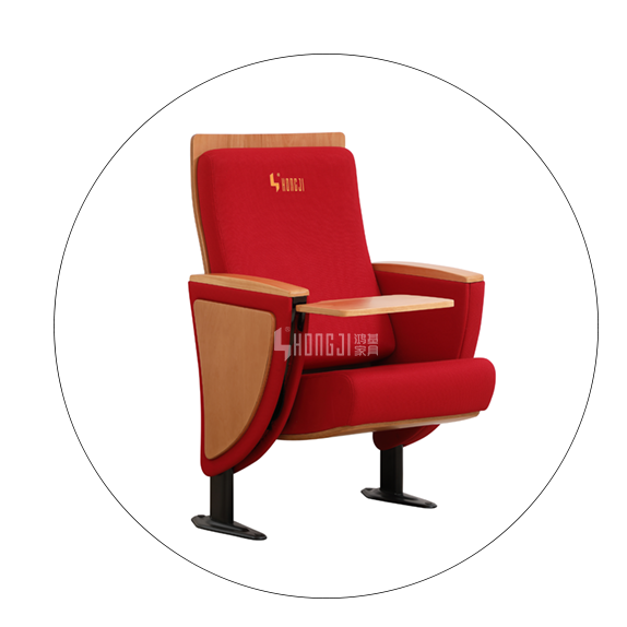 HONGJI newly style auditorium chair manufacturer for cinema-5