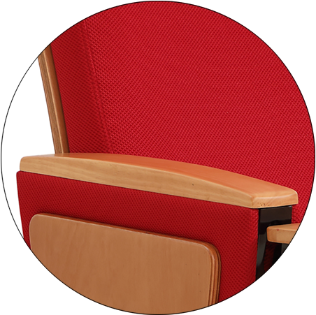HONGJI elegant affordable theater seating factory for cinema-3