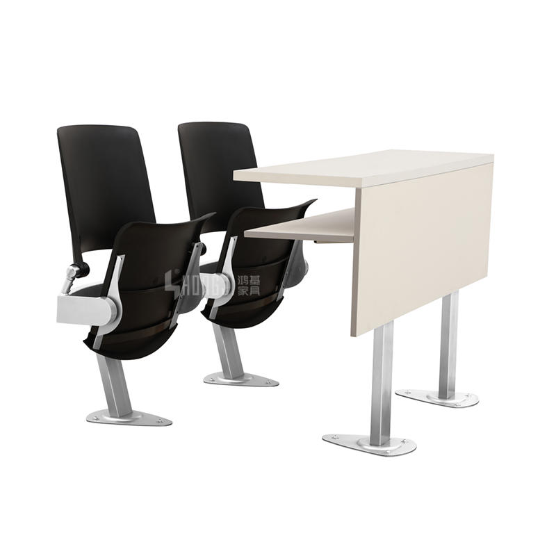 Classroom furniture/university classroom chairs  which can be applied in curved fields TC-992